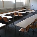 Bild eines Seminarraums (innen)